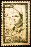 Stamps Morocco -  Rey Mohammed V