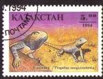 Stamps : Asia : Kazakhstan :