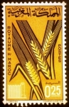 Stamps Morocco -  Agricultura