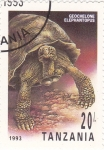 Stamps : Africa : Tanzania :  TORTUGA