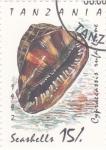 Stamps : Africa : Tanzania :  CARACOLA