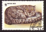 Stamps Europe - Kyrgyzstan -