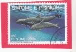 Stamps : Asia : Armenia :  ORCA NEGRA