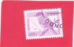 Stamps : Africa : Benin :  AVE