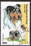 Stamps : Oceania : Chad :