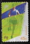 Stamps : Oceania : Australia :  Juegos Paraolimpicos Sydney 2000