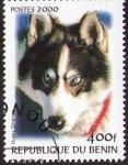 Stamps : Africa : Benin :
