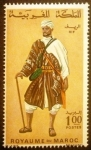 Stamps : Africa : Morocco :  Trajes Típicos. Rif
