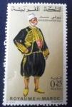 Stamps Africa - Morocco -  Trajes Típicos. Rabat-Salé