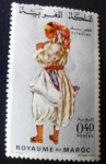Stamps Africa - Morocco -  Trajes Típicos. Citadine.