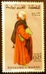 Stamps Africa - Morocco -  Trajes Típicos. Hombre de Ciudad