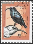 Stamps Africa - Morocco -  aves