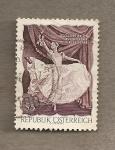 Stamps Europe - Austria -  100 años Vals Danubio Azul