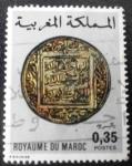 Stamps Morocco -  Monedas antiguas. Sabta Coin 13th/14th Centuries