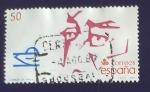 Stamps : Europe : Spain :  Edifil 2973
