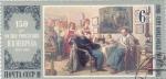 Stamps : Europe : Russia :  PINTURA-Negociació, Nikolai Vasilyevich Nevrev (1866)