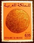 Stamps Morocco -  Monedas antiguas.Gold Coin