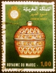 Stamps Morocco -  Semana de la ceguera