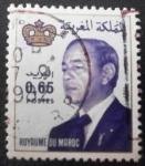 Sellos del Mundo : Africa : Marruecos : Rey Hassan II (1981-1999)