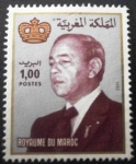 Stamps Morocco -  Rey Hassan II (1981-1999)