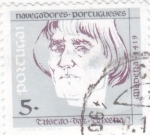 Stamps Portugal -  NAVEGANTES PORTUGUESES