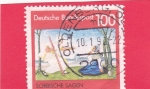 Stamps : Europe : Germany :  CUENTOS INFANTILES