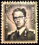 Stamps Belgium -  Rey Balduino