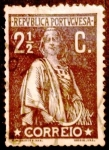 Stamps : Europe : Portugal :  Ceres