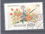 sello : Europa : Hungría : ramos Y3210 MANUEL BRIONES