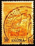 Stamps Europe - Portugal -  Angola Portuguesa. Serie colonial. Aéreos.