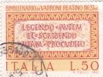 sello : Europa : Italia : Marco Varrone, Varro Reatino
