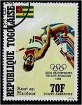de Africa - Togo -  Juegos Olímpicos de verano, salto de altura