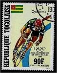 de Africa - Togo -  Juegos Olímpicos de Verano, Ciclismo