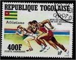 de Africa - Togo -  Juegos Olímpicos de Verano, Juegos Olímpicos de Atletismo