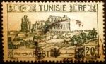Stamps Tunisia -  Túnez Francés. Tipos de 1926