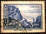 Sellos de America - Argentina -  Catamarca. Cuesta de Zapata