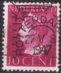 Stamps Netherlands -  Guillermina l