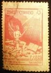 Stamps Brazil -  Congreso Nacional de vocaciones sacerdotales