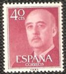 Sellos del Mundo : Europa : España : 1148 - Franco