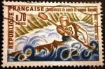 Stamps France -  Campeonatos del Mundo de Canoa (Kayak)
