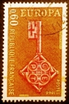 Stamps France -  Europa C.E.P.T.