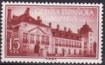 Stamps Equatorial Guinea -  Palacio del Pardo