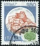 Sellos de Europa - Italia -  Castillo Mussomeli