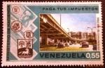 """Stamps Venezuela -  Campaña, """"Paga tus impuestos"""""""