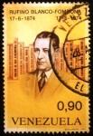 Stamps Venezuela -  Rufino Blanco Fombona