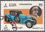 Stamps  -  -  Automóviles
