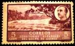 Stamps Spain -  Guinea española. Paisajes. Rio Benito