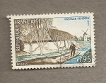 Stamps France -  Paisaje de la Vendee