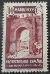 Stamps Spain -  Marruecos español. Tipos diversos. Tánger