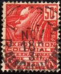 Stamps : Europe : France :  Exposicion Colonial Int de Paris 1931